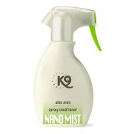 K9 Aloe Vera Nano Mist (Spray conditioner) 250ml pälsglans